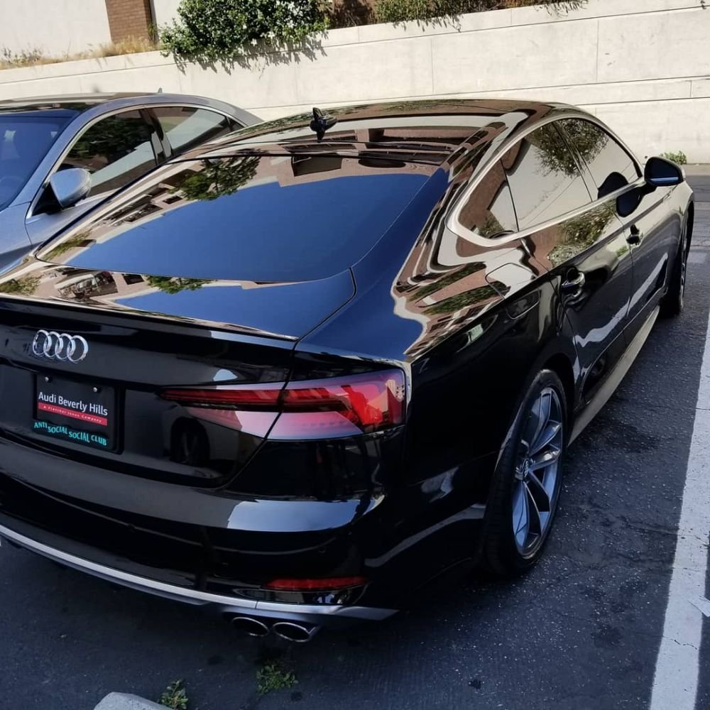 Mobile Tint In Los Angeles CA Mobile Wash Tint - Audi beverly hills car wash