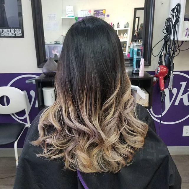Beauty Salon In Edmonton Ab 1 780 710 7895 Yumis Hair Salon