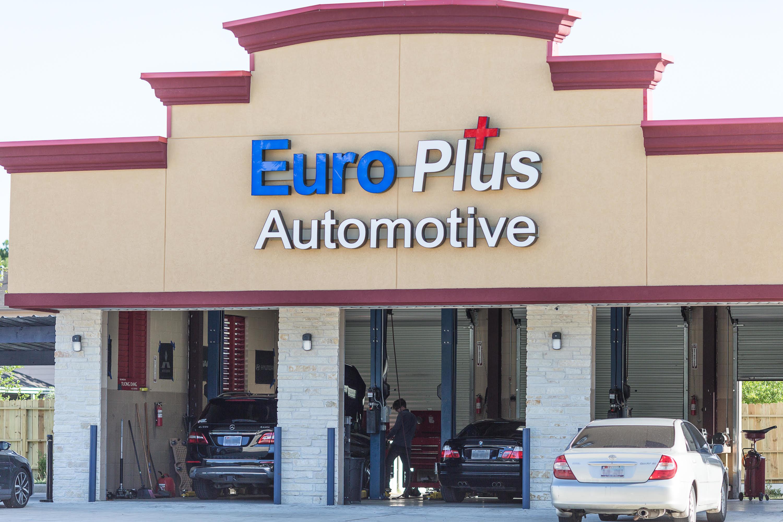 European Car Repair Shop In Houston Tx Euro Plus Automotive 832