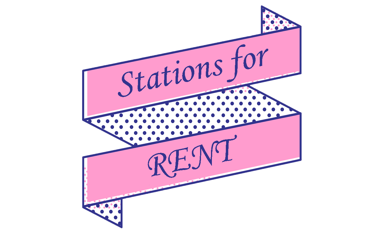 Stations for Rent - Call for more information!