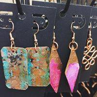 Copper jewelery