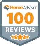 HomeAdvisor 100 reviews