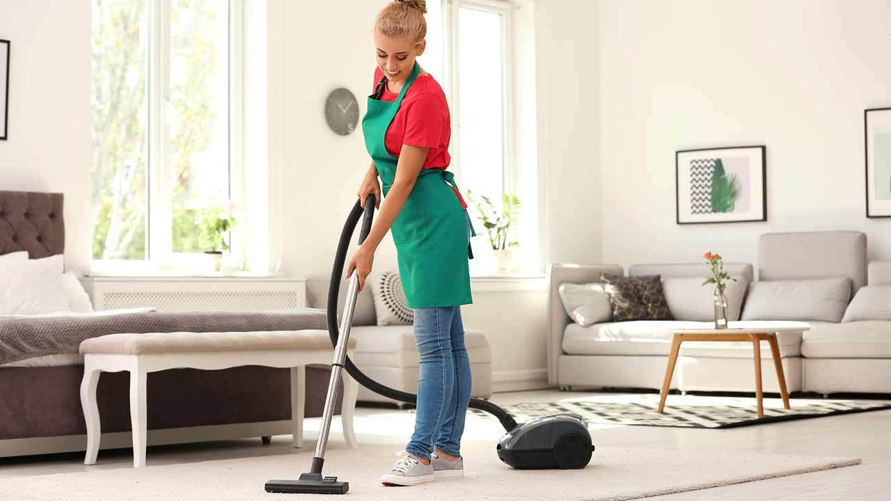 Real Estate Cleaning