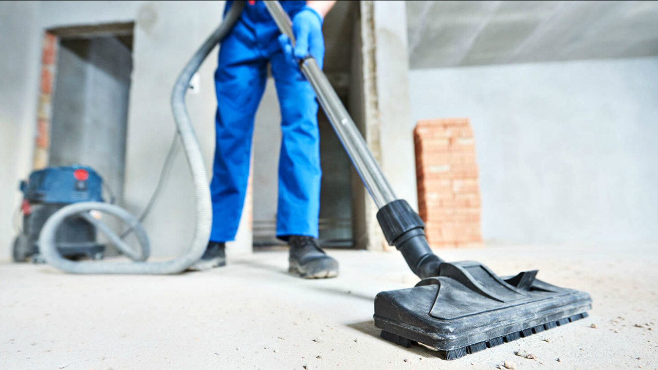 New Construction Cleaning Services