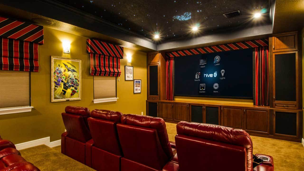 Hive home theater
