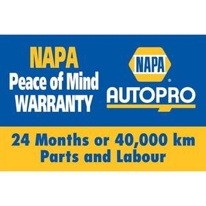 Napa_Autopro_Peace_of_Mind_poster
