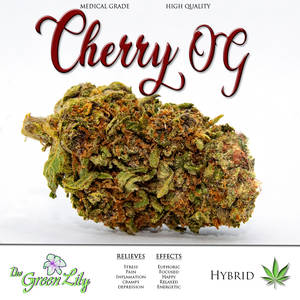 THE_GREEN_LILY_YUKON_CHERRY_OG_STRAIN