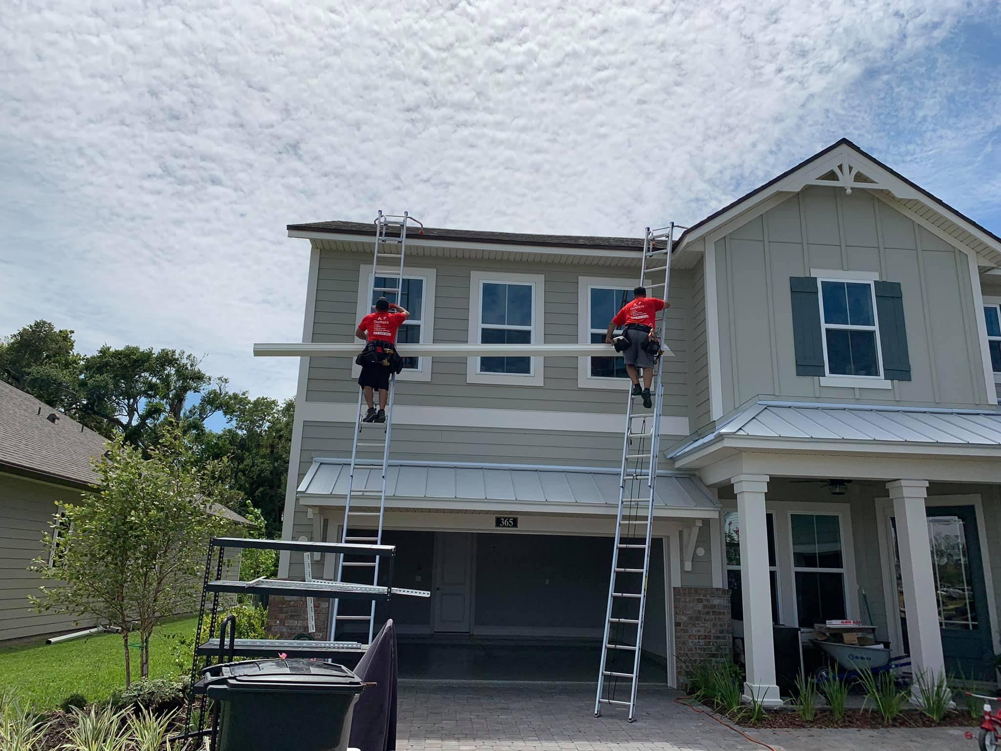 Gutter Contractor In Orange Park Fl 904 924 5650 A