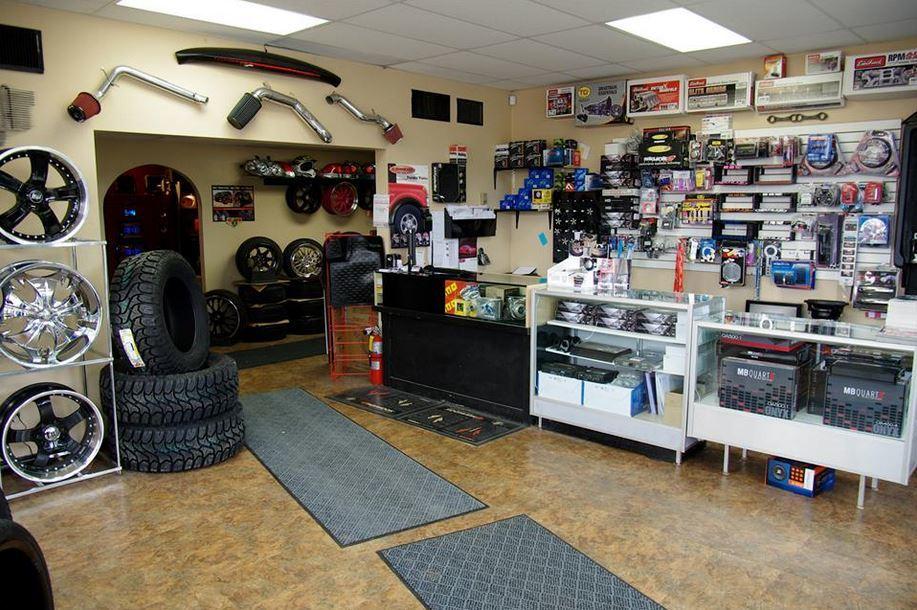Auto performance shop in hamilton on auto fx performance for Automotive shop design