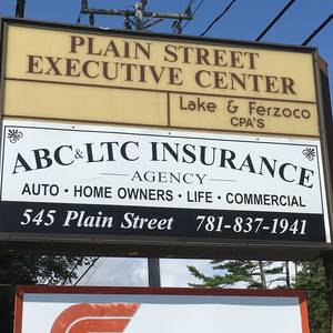Sign_of_Abc_insurance