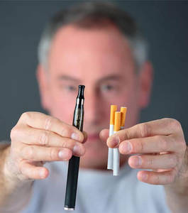 Can an electronic cigarette help me quit smoking