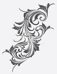 13951665 victorian acanthus scrollworklg