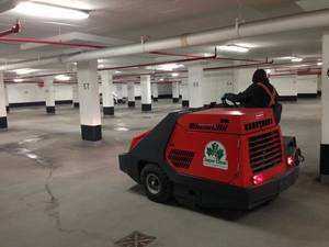 Underground-Parking-Cleaning