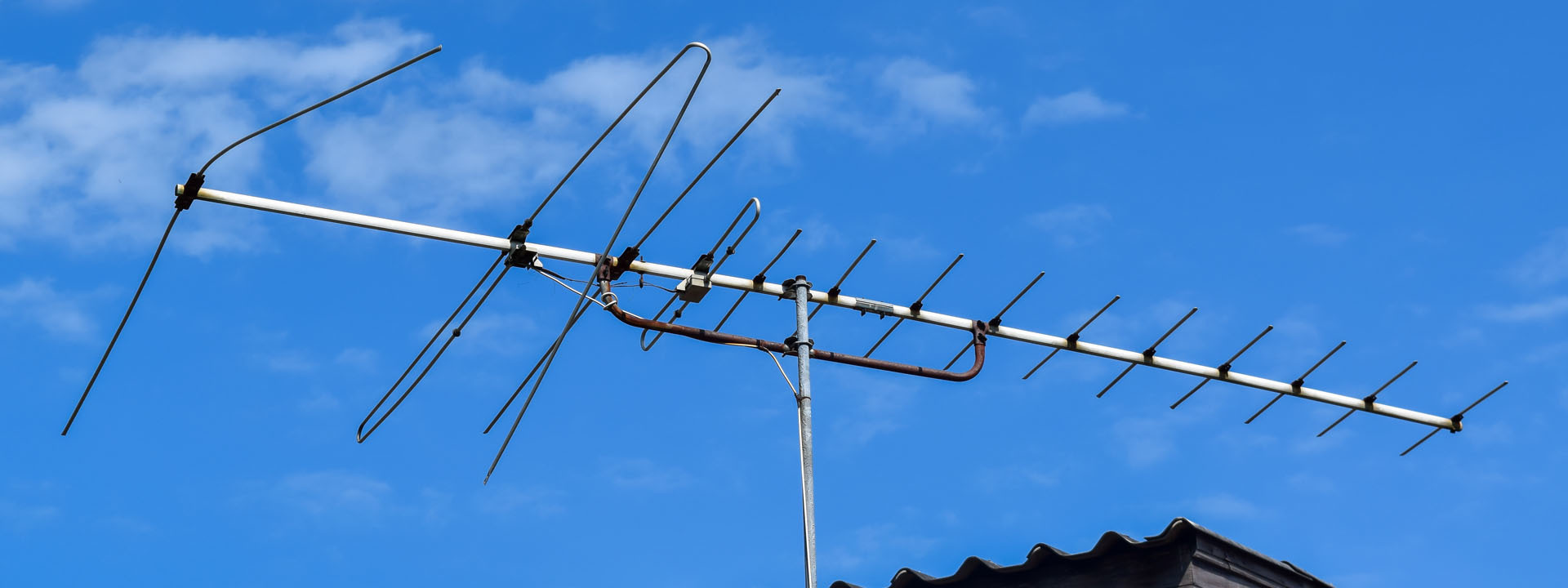 Off Air Antenna Installation