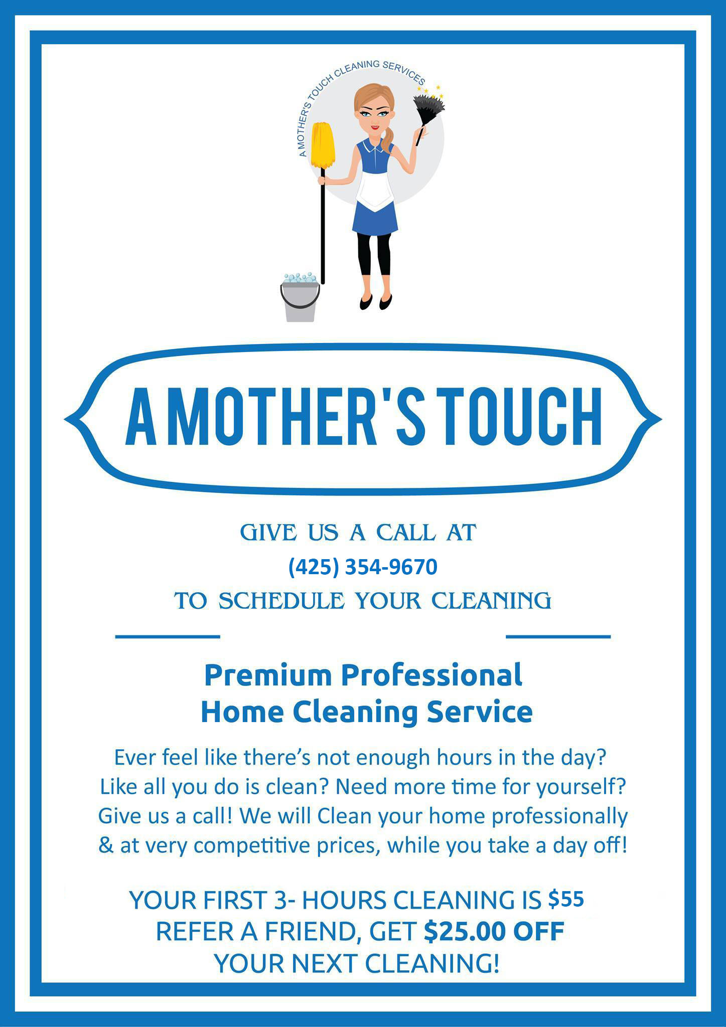 Mother's Touch Cleaning Company