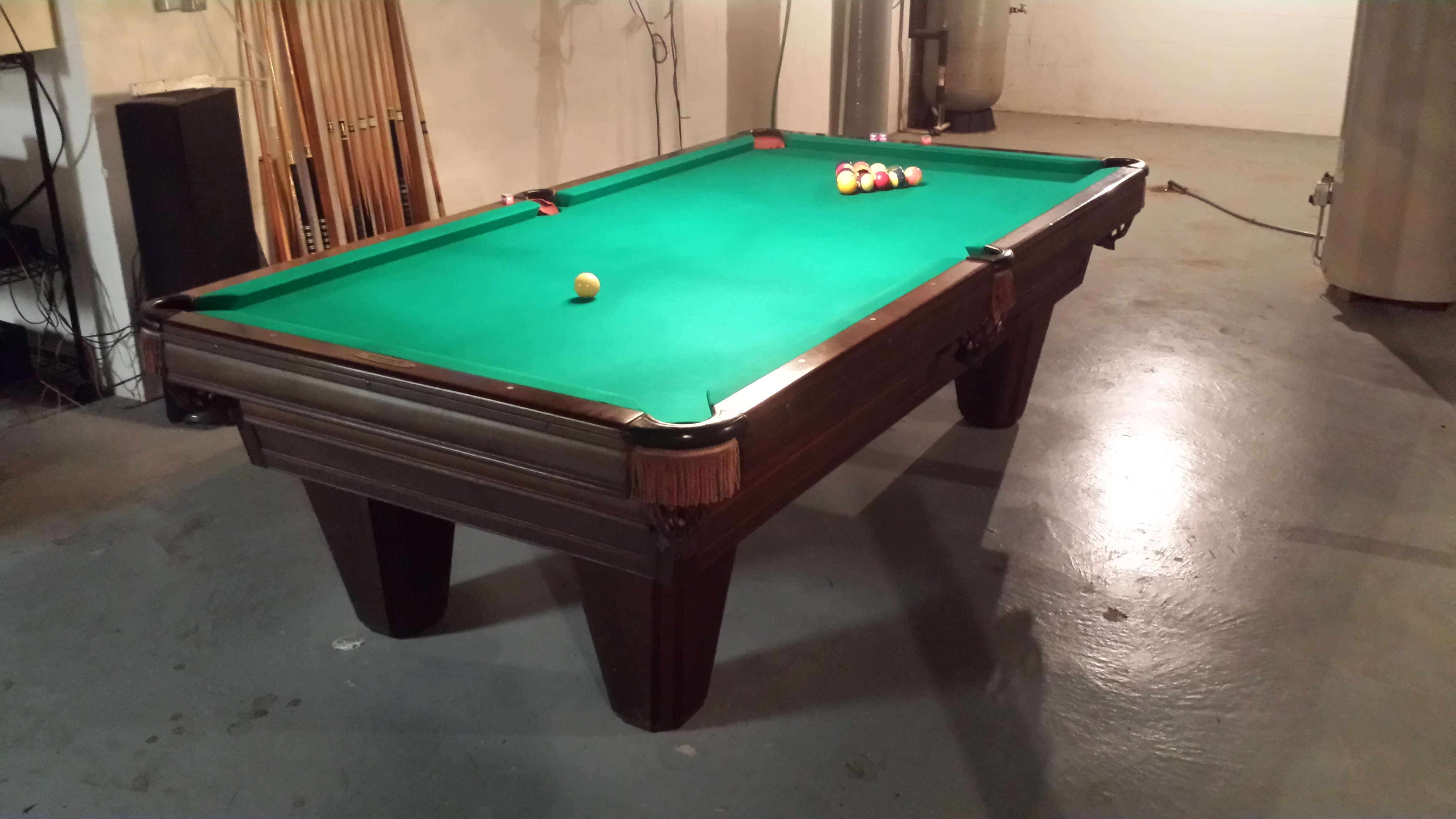 Pool Table Service In Round Lake Beach IL AA Billiards - Milwaukee pool table movers