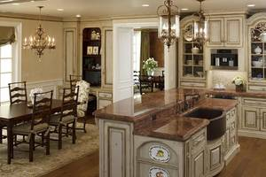 Habersham custom kitchen cabinetry design by julie mifsud