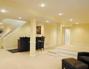 Basement remodeling ideas pictures1