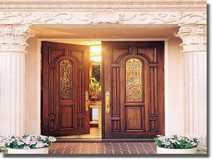 Beautiful front doors different decoration 24 on home gallery design ideas