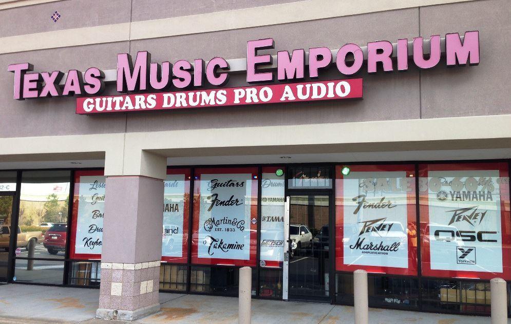 music instruments in houston tx texas music emporium 281 233 0100. Black Bedroom Furniture Sets. Home Design Ideas