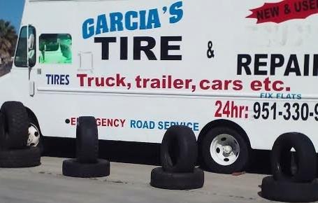 Garcias Tire Shop >> Tire Shop