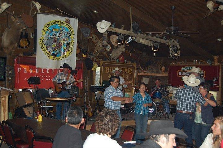 Restaurant In Cheyenne Wy Bunkhouse Bar Grill 307 632