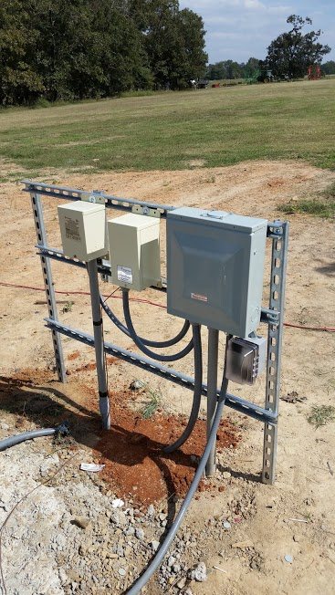 Electrical Company In Conway Ar Pevia Electric 501