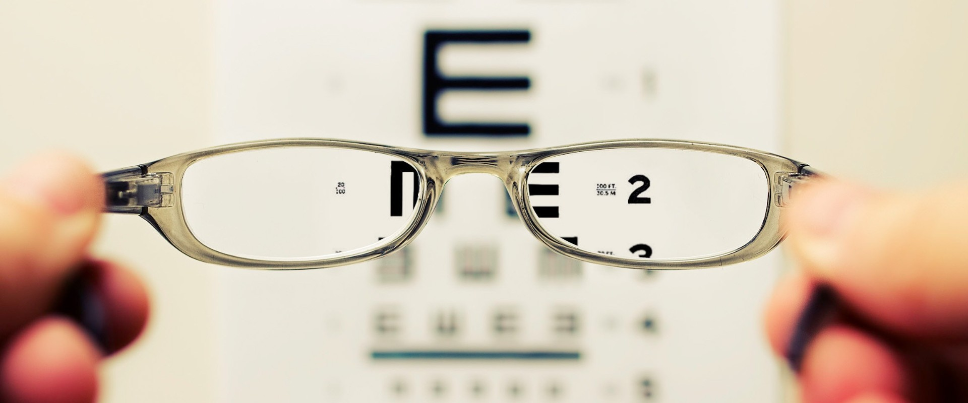 Optometrist about