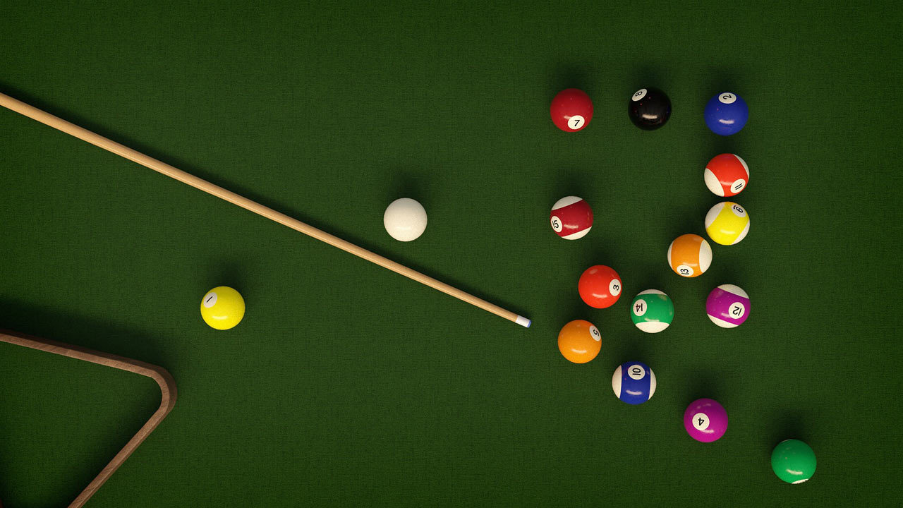 About pool table