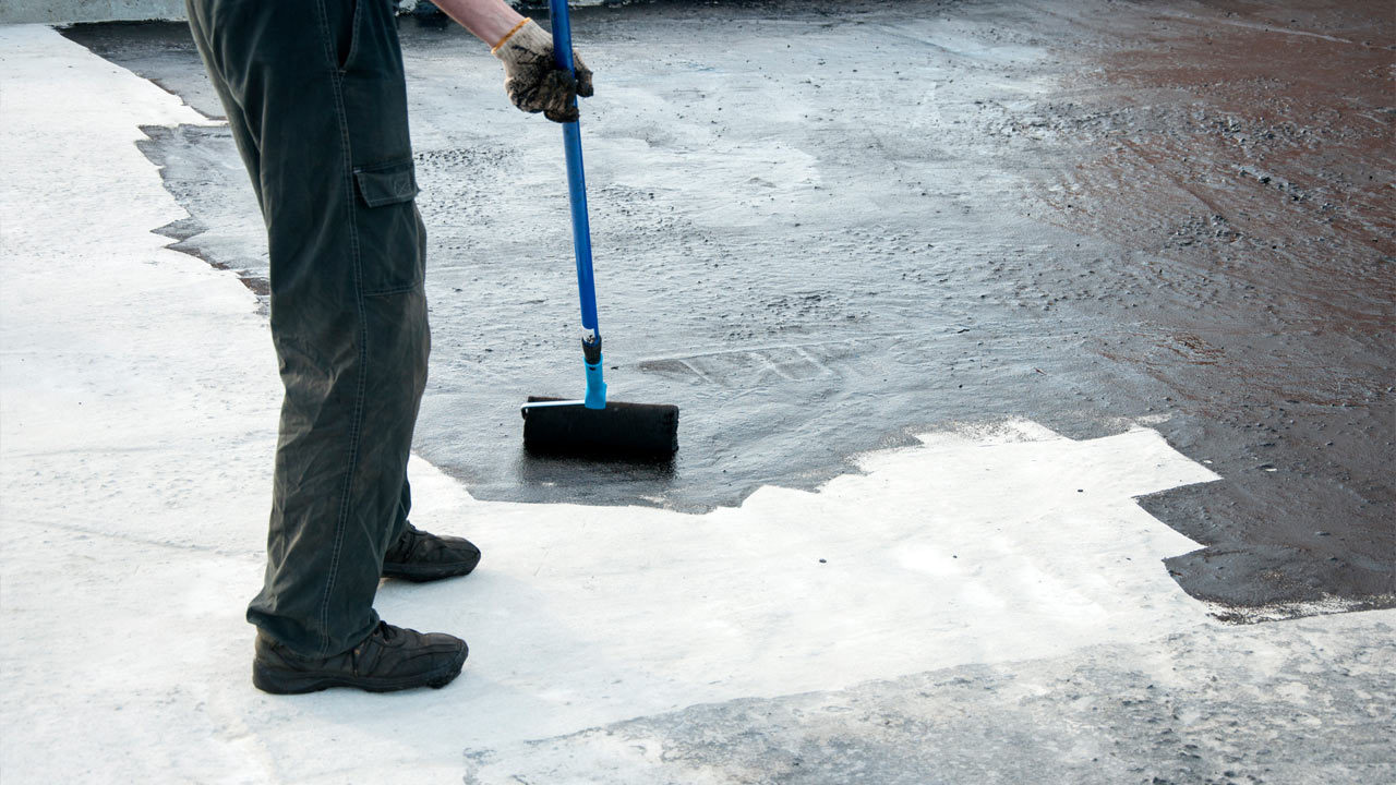 About floor coating